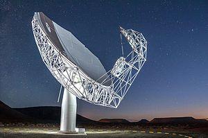 General Dynamics Mission Systems - MeerKAT Radio Telescope