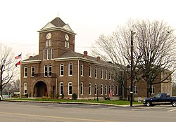 Meigs County Courthouse in Decatur
