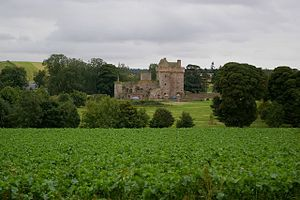 Marion Ogilvy - Melgund Castle