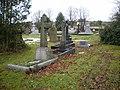 Mellor Methodist Church, Graveyard - geograph.org.uk - 1074428.jpg
