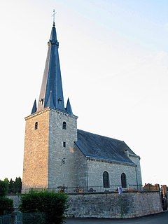 St. Peters Church, Melreux