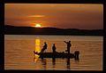 Men in Boat at Sunset, Truman Lake (MSA) (5788524175).jpg