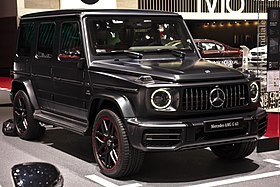 mercedes benz classe g wikip dia. Black Bedroom Furniture Sets. Home Design Ideas