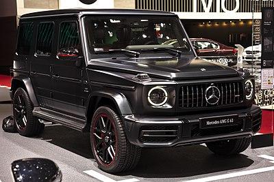 Mercedes-Benz G-Class - Wikiwand