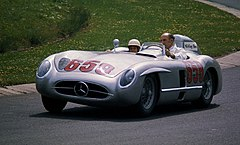 Mercedes SLR Stirling Moss 1977.jpg