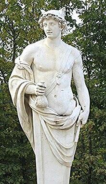 HERMES (MERCURE). dans -Histoires et légendes. 220px-Mercure_by_Corneille_van_Cl%C3%A8ve