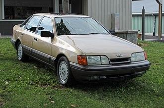 Ford Scorpio - 1989 Merkur Scorpio