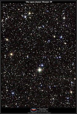 Messier 39, projeto 2MASS