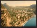 Meta, general view, Italy-LCCN2001700884.tif