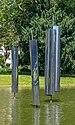 Metal sculptures - Stadtgarten Karlsruhe 01.jpg