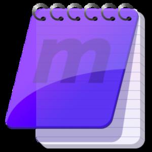 Metapad - Image: Metapad icon