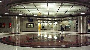 Doukissis Plakentias Metro Station-Greece