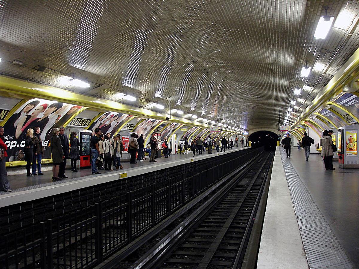 Odéon (Paris Métro)