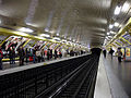 Metro de Paris - Ligne 4 - Odeon 01.jpg