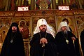 Metropolitan Hilarion of Volokolamsk, Metropolitan Jonah and Bishop John of Naro-Fominsk at St. John The Baptist Cathedral in Washington, May 13, 2017 (33837542523).jpg