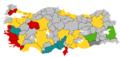 Metropolitan Municipalities at 2014 Turkish local elections.png