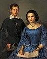 Mezey József Abonyi testvérek 1859.jpg