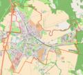 Międzyrzecz location map.png
