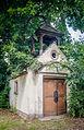 Miłoszyce Cmentarz 1830r - Kaplica neobarokowa 1.jpg