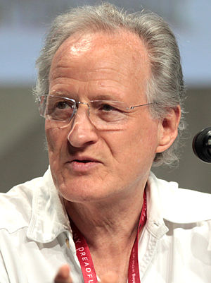 Michael Mann - Mann at the 2014 Comic-Con International.