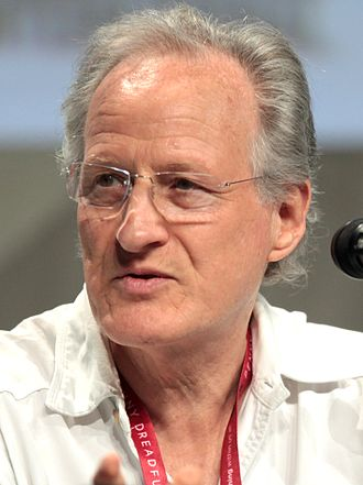 Michael Mann - Mann at the 2014 Comic-Con International