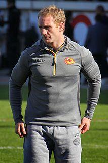 Michael Monaghan Australian RL coach and former rugby league footballer