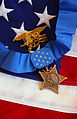 Michael P. Murphy Medal of Honor and SEAL Trident.jpg