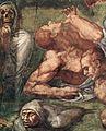 Michelangelo, Giudizio Universale 17.jpg