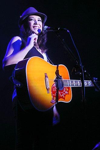 Michelle Branch - Image: Michelle Branch Centennial Concert