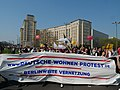Mietenwahnsinn demonstration in Berlin 06-04-2019 15.jpg