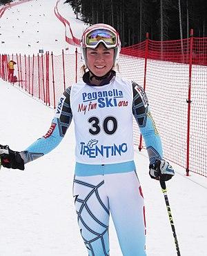 Mikaela Shiffrin - Shiffrin in 2012