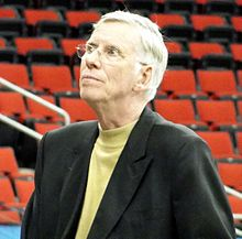 Photograph of Mike Lange