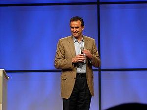 Mike S. Zafirovski - Zafirovski at a conference in Las Vegas