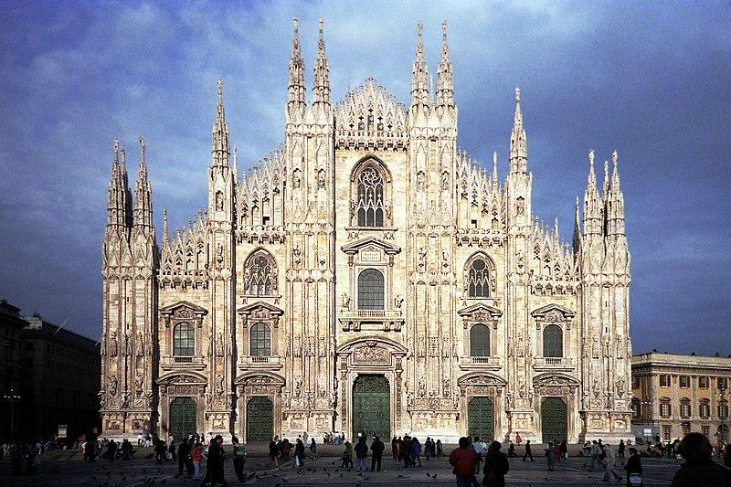 Catedral de Milán (año 1386)