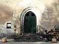 Milhac-d'Auberoche église portail.JPG