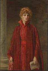John Everett Millais: Portia