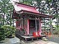 Minato-jinja shrine in Watari town.JPG