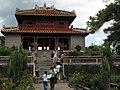 Minh Mạng mausoleum, back.jpg