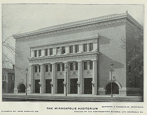 Minneapolis Auditorium