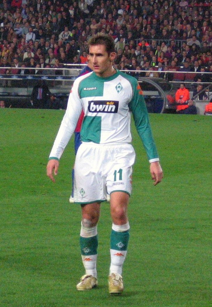 Miroslav Klose 5dec2006