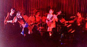 Mi-Sex - Mi-Sex at the Lady Hamilton Nightclub 1978