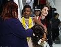 Miss Universe 2016 candidates arriving at NAIA (2017).jpg