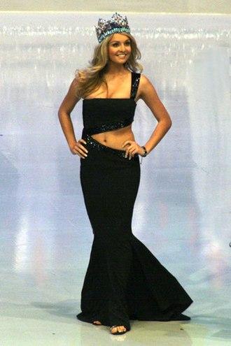 Miss World 2006 - Miss World 2006 titleholder - Tatiana Kucharova