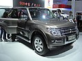 Mitsubishi Pajero CN Spec V6 3.0L In the 14th Guangzhou Autoshow 07.jpg