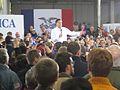 Mitt Romney caucus eve in Clive 016 (6625525569).jpg