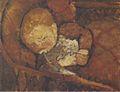 Modersohn - Becker - Kind mit Saugflasche in der Wiege.jpeg
