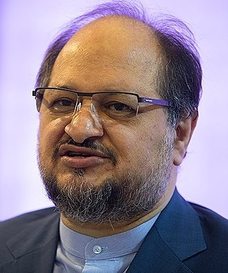 Mohammad Shariatmadari - Shariatmadari in 2017