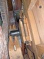 Molen Kilsdonkse molen, Dinther, oliemolen wentelas endknots.jpg