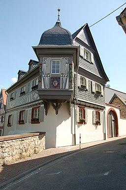 Mainzer-Pfort-Straße in Bodenheim