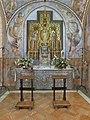 Monasterio de la Rábida. Capilla del Sagrario.jpg